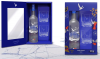 Grey Goose 750ml Vodka Gift Set with 2 Rock Glasses 750 ml