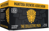 MANITOBA BREWERS ASSOCIATION - THE COLLECTIVE PACK 10 x 473 ml