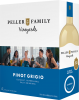 PELLER FAMILY VINEYARDS PINOT GRIGIO CASK 4 Litre