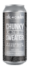 FORT GARRY BREWING - COAL & CANARY CHUNKY KNIT SWEATER ALE 473 ml