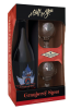 TRANS CANADA BREWING - CRANBERRY STOUT GIFT PACK 750 ml