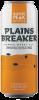BANDED PEAK BREWERY - PLAINSBREAKER HOPPED WHEAT ALE 473 ml