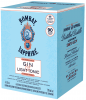 BOMBAY SAPPHIRE GIN & TONIC LIGHT 4 x 250 ml