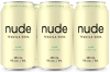 Nude Tequila Soda Lime 6 x 355 ml