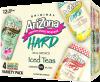 ARIZONA HARD ICED TEAS VARIETY PACK 12 x 355 ml