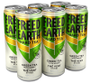 FREED EARTH HARD GREEN TEA WITH HONEY 6 x 355 ml