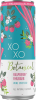 XOXO BOTANICAL RASPBERRY RHUBARD WINE SPRITZER 355 ml