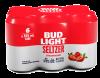 Bud Light Strawberry Seltzer 6 x 355 ml