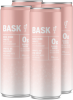 BASK ROSE WINE SPRITZ 4 x 355 ml