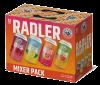 FORT GARRY BREWING - RADLER MIXER PACK 12 x 355 ml