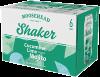 MOOSEHEAD SHAKER CUCUMBER LIME MOJITO 6 x 355 ml