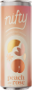 NIFTY PEACH AND ROSE VODKA SELTZER 355 ml