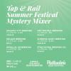 Tap & Rail Summer Festival Mystery Mixer 6 x 473 ml