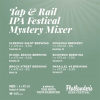 Tap & Rail IPA Festival Mystery Mixer 6 x 473 ml