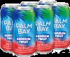 PALM BAY RAINBOW TWIST SPARKLING VODKA BEVERAGE 6 x 355 ml