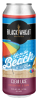BLACK WHEAT BREWING - LIFE ON THE BEACH CLEAR LAKE KETTLE SOUR 473 ml