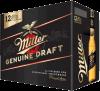 Miller Genuine Draft 12 x 355 ml