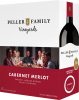 PELLER FAMILY VINEYARDS CABERNET MERLOT CASK 4 Litre