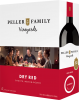 PELLER FAMILY VINEYARDS DRY RED CASK 4 Litre