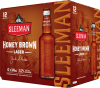 Sleeman Honey Brown Lager 12 x 341 ml