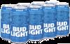 Bud Light 8 x 355 ml