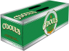 O'Doul's De-alcoholized Beer 12 x 355 ml