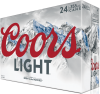 Coors Light 24 x 355 ml