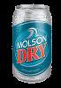 Molson Dry 6 x 355 ml