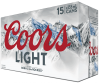Coors Light 15 x 355 ml