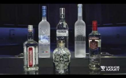 Vodka: Anything But Flavourless